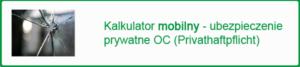 Kalkulator - ubezpieczenie OC